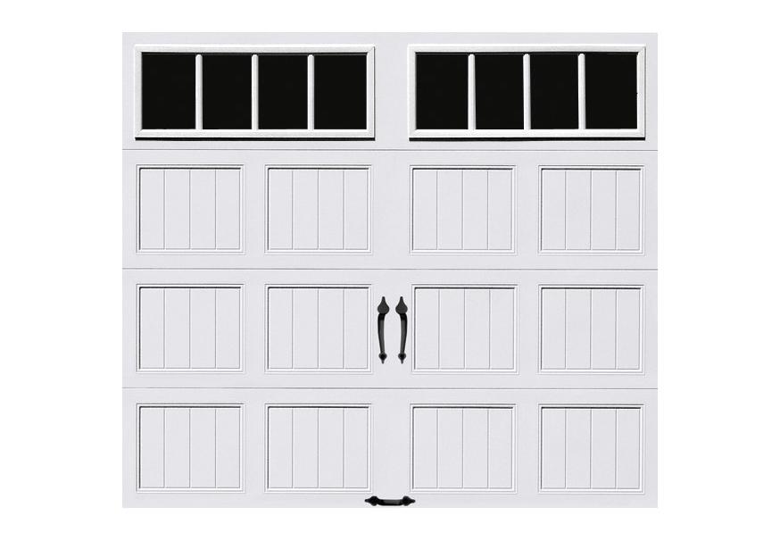 Premium Series garage doors