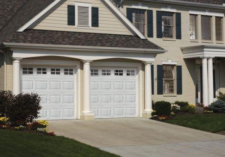 CLASSIC™ collection garage doors