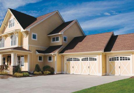 GRAND HARBOR® collection garage doors