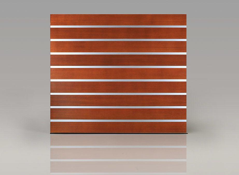RESERVE® WOOD collection CUSTOM SERIES garage doors